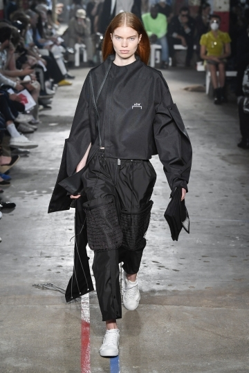 Elisa Hupkes for A-Cold-Wall Spring 2019 menshow