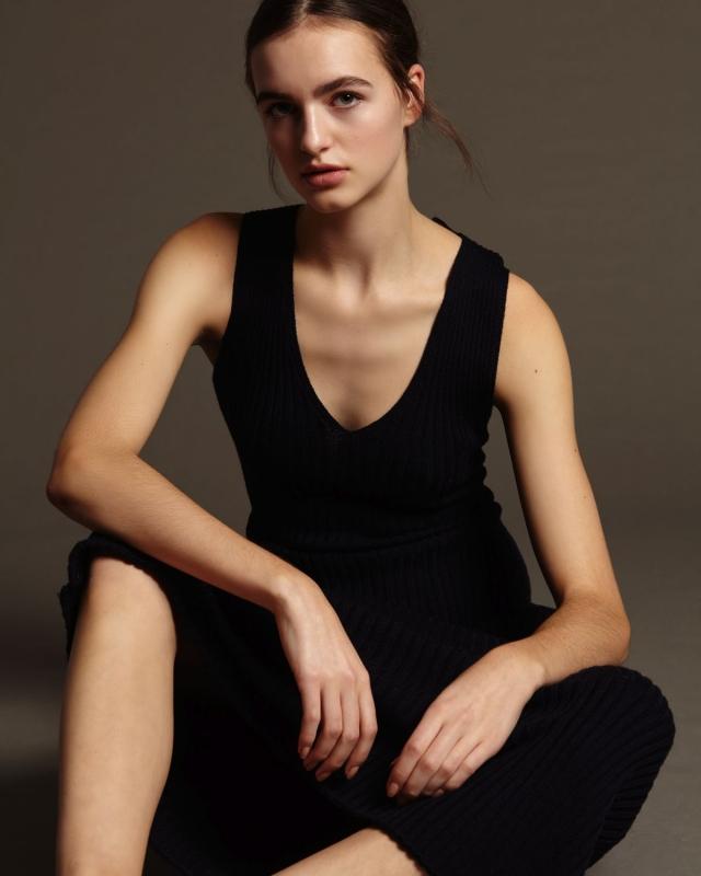 Yenthe De Groot Book Wilma Wakker Model Management
