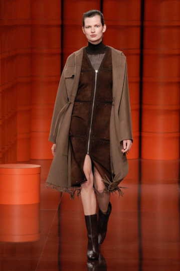 Bette Franke for Hermès Fall 2021 Ready-to-wear