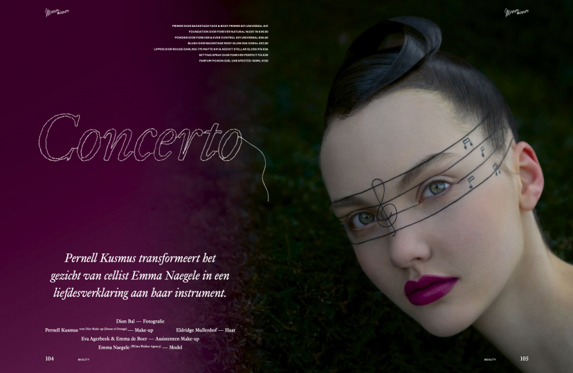 Very beautiful first editorial appearance of our lovely new girl and very talented cello player EMMA NAEGALE for Mirror Mirror. Captured by Dion Bal, make-up by her big fan Pernell Kusmus, Hair Eldrid