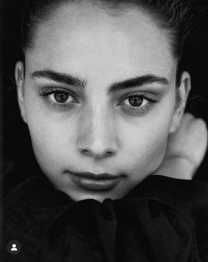 Beautiful Romy Schönberger for Massimo Dutti, Captured by  Sandra Tomé!